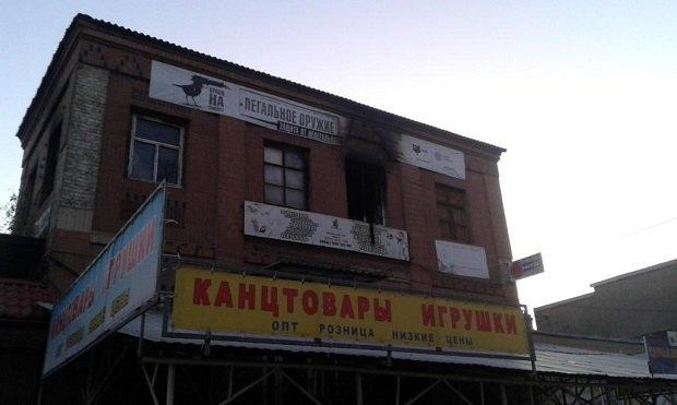 Пожар в хостеле Запорожья: погибли пять человек