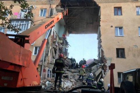 В Дрогобыче решили отселить все семьи из разрушенного дома из-за угрозы нового обвала