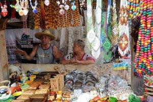 В Сорочинцах открылась знаменитая ярмарка