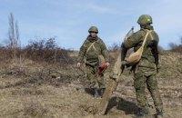 Росія почала в окупованому Криму військові навчання