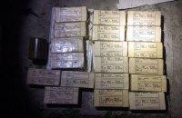 СБУ прекратила деятельность группы торговцев оружием из зоны ООС