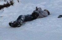 В Оболонском районе Киева найден мертвый мужчина