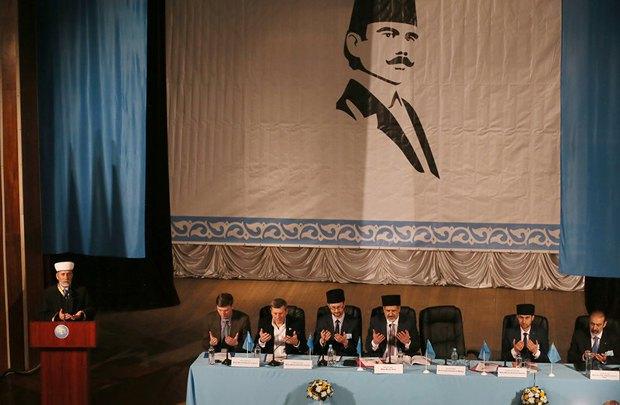 Выборы меджлиса (национального правительства) крымских татар в 2013 году