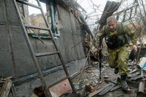 Бойовики 20 разів обстріляли позиції військових у зоні АТО