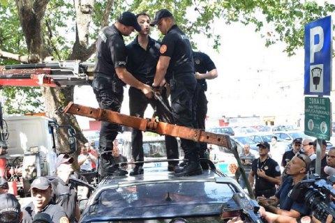 Правоохоронці Чорногорії затримали лідерів проросійської партії, які закликали до виходу з НАТО