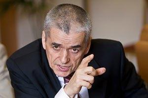 Онищенко пригрозил Молдове запретом на поставки вина в Россию