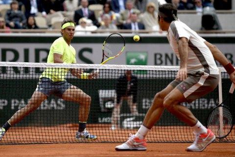 Надаль і Федерер склали пару півфіналістів Вімблдону