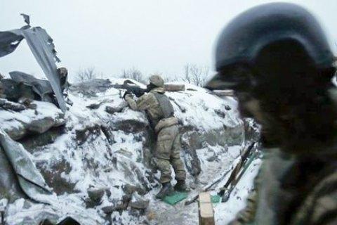На Донбассе возле Золотого ранен военный ВСУ