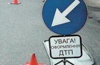 В Днепропетровске водитель совершил несколько наездов на людей и скрылся