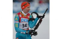 Пидгрушна завоевала еще одну медаль чемпионата мира по биатлону