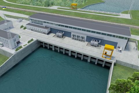 Кабмін затвердив ТЕО будівництва другої черги Каховської ГЕС