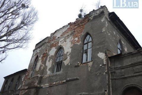 Зеленський пообіцяв за три роки відновити 150 замків й історичних об'єктів (оновлено)