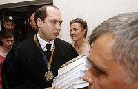 Вовк отказался принять свой отвод по делу Луценко