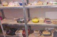 В подпольном цехе в Ровенской области изъяли 600 кг янтаря