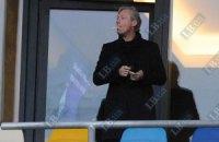 Михайличенко: игры как таковой не было