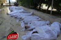 Россия передала ООН документы о применении химоружия сирийской оппозицией