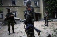 У Горлівці терористи намагаються вивезти зброю з колонії