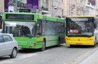 Рекламу на окнах транспорта собираются запретить