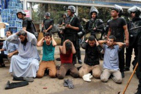 ВЕгипте приговорили к смертельной казни 75 человек