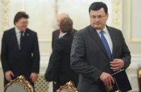 Квиташвили все-таки подал в отставку (обновлено)