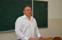 Лідер УКРОПу подав у ЦВК документи для реєстрації на виборах