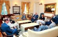 Повірений у справах США зустрівся з лідерами кримськотатарського народу