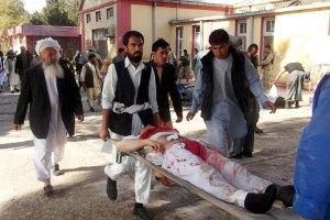 В афганской мечети взрывом убиты 40 человек