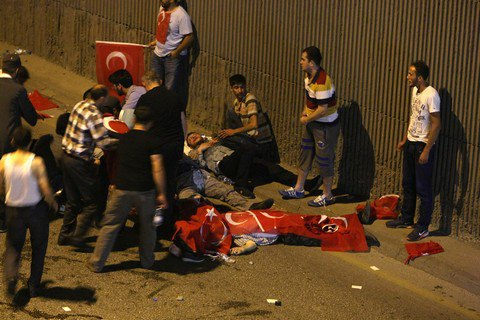 У Туреччині на три місяці продовжили режим НС
