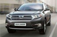 Toyota Highlander - комфортный полноприводный кроссовер