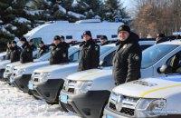 Полиция покупает 409 Opel Astra и 413 Renault Duster