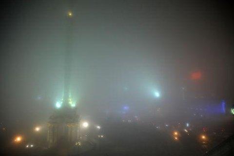 В Киеве зафиксировали еще один температурный рекорд
