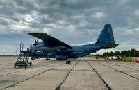 Військові льотчики зі США прибули у Вінницю для спільних навчань