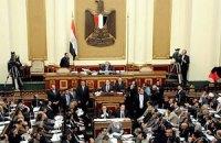 В Египте приняли поправки в закон о парламентских выборах