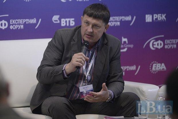 Дмитрий Крикун, координатор общественного движения «Мы – европейцы»
