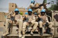 Україна не зверталася в ООН з приводу введення миротворців