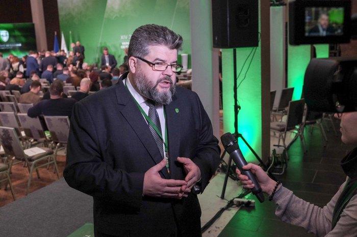 Депутат від *Слуги народу* Богдан Яременко - колишній член УКРОПу