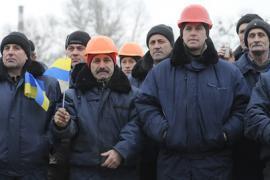 Азаров открыл Дарницкий мост