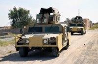 Иракcкая армия заняла правительственный комплекс и отделение центробанка в Мосуле