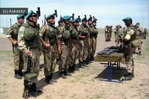 Казахстанкая армия вырастет на 10 сантиметров