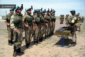 Казахстанська армія виросте на 10 сантиметрів