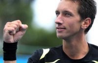 Український тенісист створив сенсацію у Стокгольмі