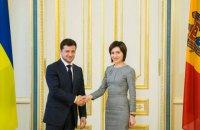 Зеленського вже почали вітати з перемогою його партії на виборах