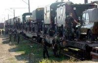 В Херсонской области пытались ограбить военный эшелон