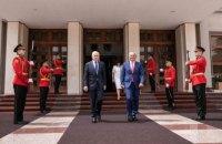 Україна відкрила посольство в Албанії