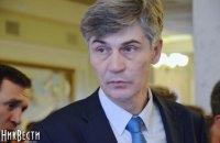 В Николаеве произошел конфликт между полицией и экс-нардепом Жолобецким