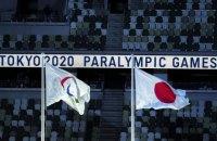 За два дні до закриття Паралімпійських ігор-2020 Україна утримує 5-е місце медального заліку