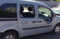 У центрі Києва зі стріляниною затримали організаторів конвертаційного центру