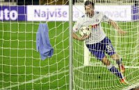 Мілевський забив гол і розбив двері у хорватському дербі