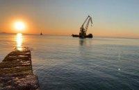 В Одесі нарешті підняли танкер Delfi