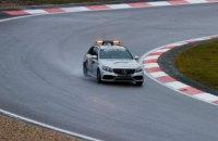 Погода помешала сыну Михаэля Шумахера дебютировать в Формуле-1